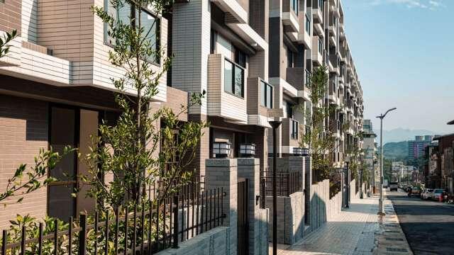 北北基最大6000坪造鎮計劃,低價別墅吸雙北置產客目光。(圖/傑芳提供)
