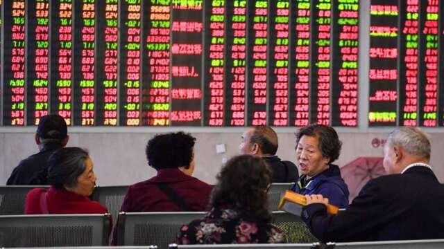 中國加快創業板註冊制改革(圖:AFP)