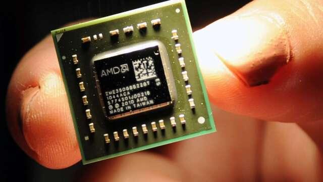 〈財報〉AMD Q1營收達標因疫情砍年度財測 盤後大跌3%(圖片:AFP)