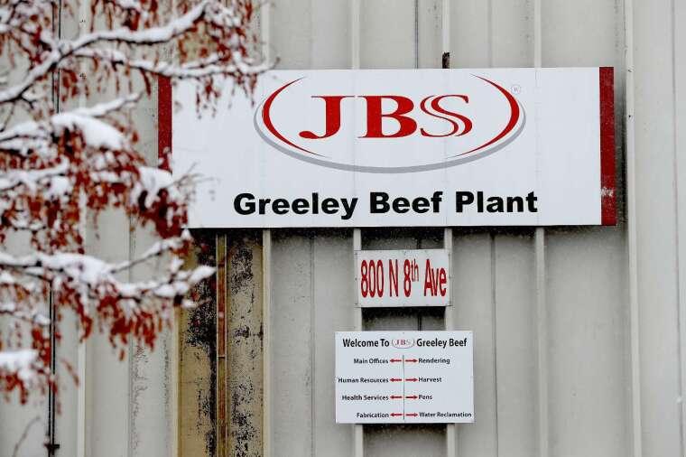 美洲肉品加工廠陸續停工 全球恐出現「肉荒」 (圖片:AFP)