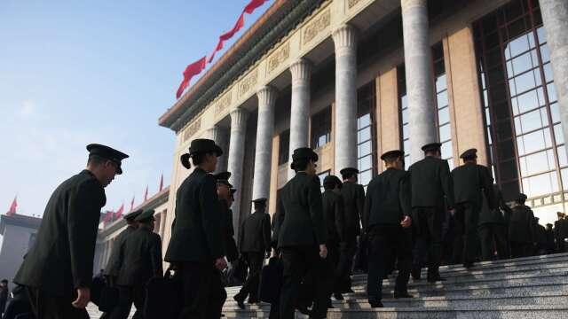 中國「兩會」時程定案 5月21日及22日(圖片:AFP)