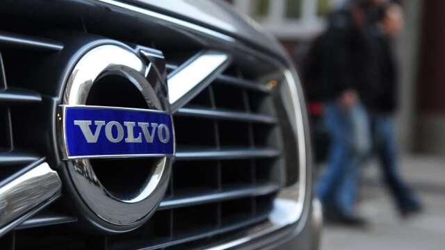 因應疫情加速公司轉型作業 Volvo宣布於瑞典裁員1300人  (圖:AFP)