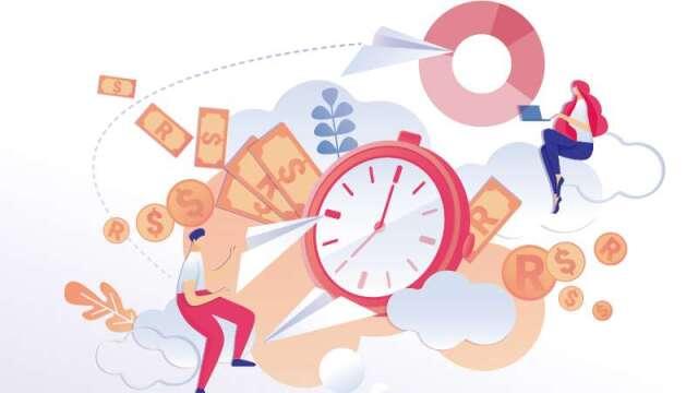 搶救投資大作戰,外幣保本基金保值又增益。(圖:shutterstock)