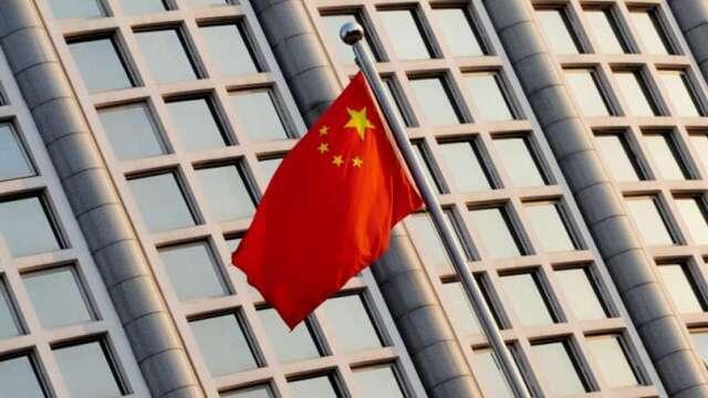 落入衰退 4月份中國財新製造業PMI跌至49.4  (圖片:AFP)