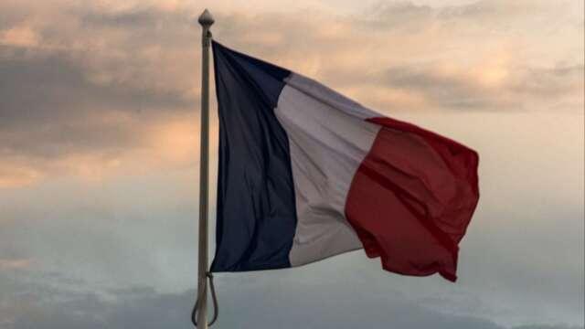法國第一季GDP下跌5.8% 創二戰來最大跌幅  (圖片:AFP)