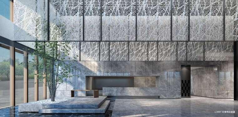 公設由知名設計師李瑋珉操刀,打造飯店式門廳、交誼廳,引入戶外綠意。