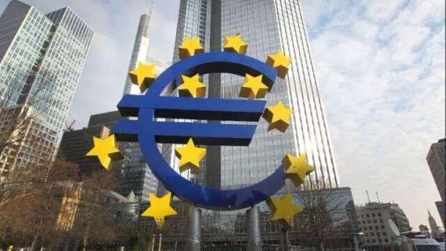 歐元區Q1 GDP暴跌3.8% 急需更多經濟刺激 (圖:AFP)