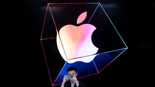 一文掌握蘋果Q2財報:沒有財測、擴大回購、5G手機、大中華需求樂觀 (圖片:AFP)