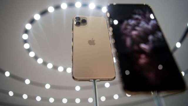 專家看好蘋果終將再起,iPhone營收下滑只是反映消費者需求遞延,並非消失。 (圖:AFP)