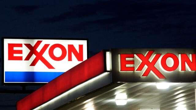 〈財報〉低油價+資產減記 埃克森美孚Q1營收年減12%、淨虧損逾6億美元  (圖:AFP)
