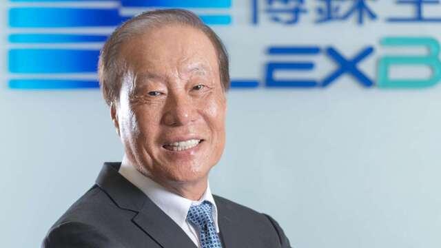 博錸生技董事長曹汀。(圖:博錸提供)