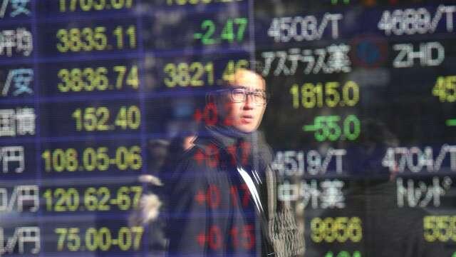 比金融風暴還慘!經濟學家預測日本GDP恐現戰後最糟數據 (圖片:AFP)