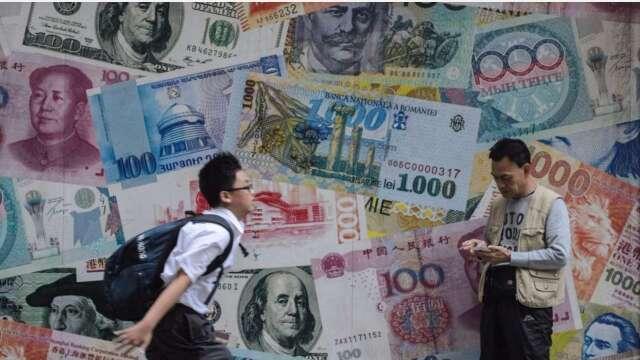政府財政赤字、償債能力成隱憂 新興貨幣跌幅5年最高  (圖:AFP)
