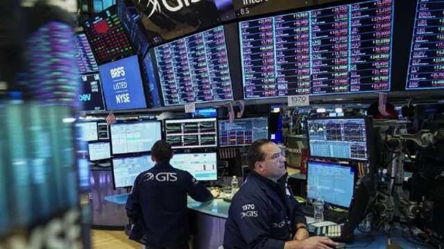 回顧4月,美股在穩健基礎下回彈力道仍強,展現強勢資產本色。(圖:AFP)