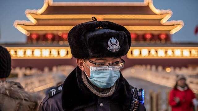 中國機密報告:新冠掀全球反中情緒  天安門事件以來最高 (圖片:AFP)