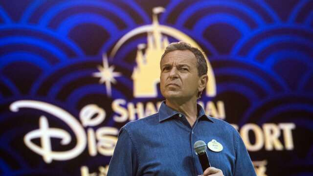 主題樂園、電影核心業務遭疫情打擊 迪士尼慘遭降評(圖片:AFP)