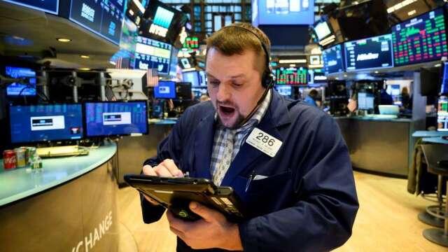 渾水創辦人:美股預估本益比完全不合理 未來必將急跌  (圖:AFP)