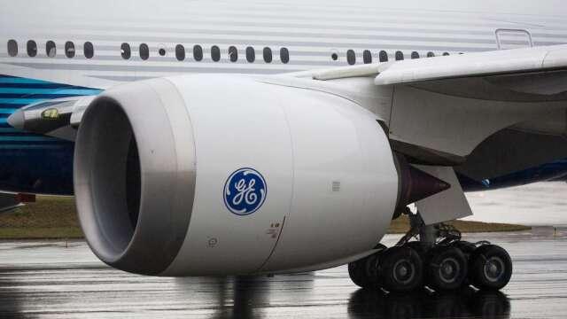 GE再砍25%航空部門人力 股價應聲跌 (圖片:AFP)