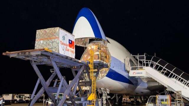 外交部啟動第三波援贈口罩707萬片 2友邦提案支持台灣參與WHA。(圖:外交部提供)