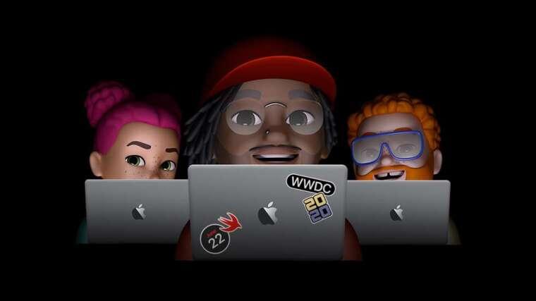 蘋果首次舉辦虛擬 WWDC (圖片:蘋果官網)