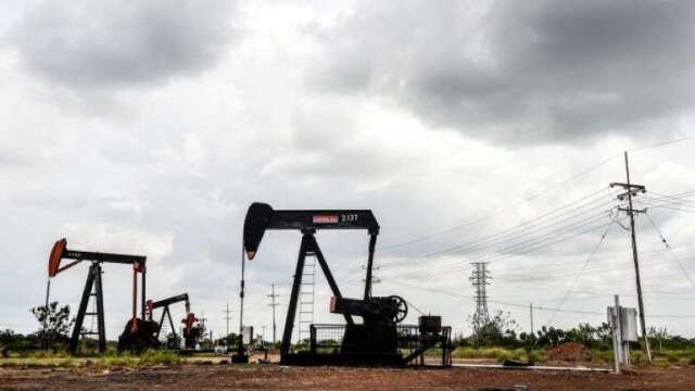經濟重啟有望刺激石油需求回升 油價連續5日上漲(圖:AFP)