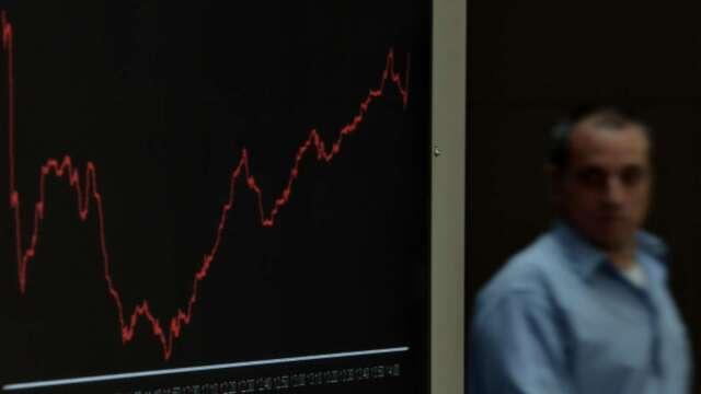 財政部頻舉債 美10年期公債殖利率攀升(圖片:AFP)