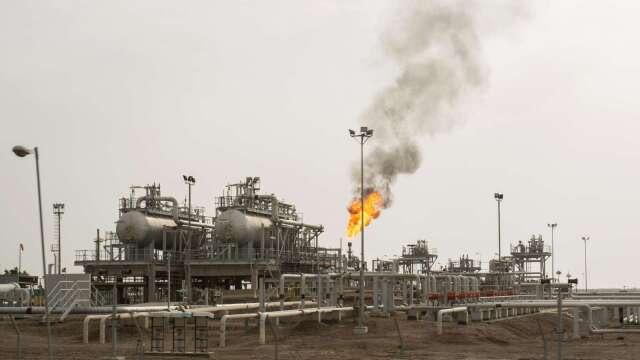 知情人士:沙國5月份石油出口量預估將下跌至10年來新低(圖片:AFP)