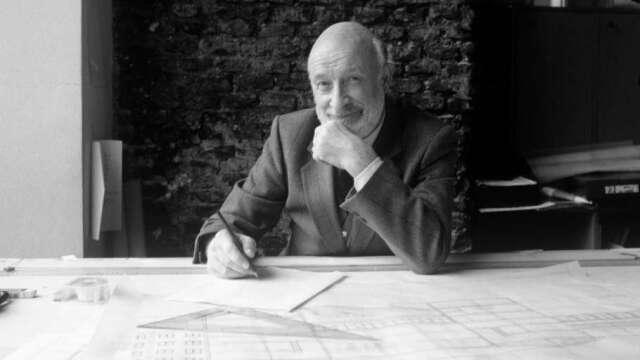 「義大利現代建築之父」維多利歐·葛雷高第Vittorio Gregotti
