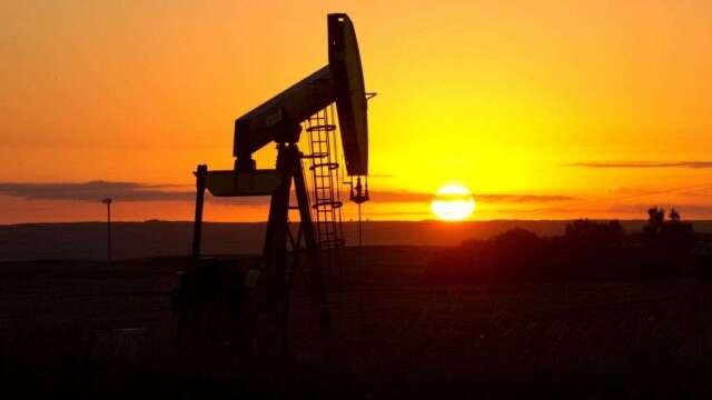 疫情趨穩加上減產奏效 ,帶動國際原油價格回穩。(圖:AFP)