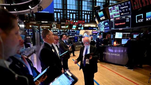 〈美股盤後〉川普投下美中貿易協議疑雲 道瓊下跌逾200點 (圖片:AFP)