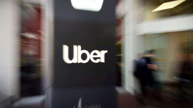 全球科技業大裁員!Uber宣佈大砍3700名員工 (圖:AFP)