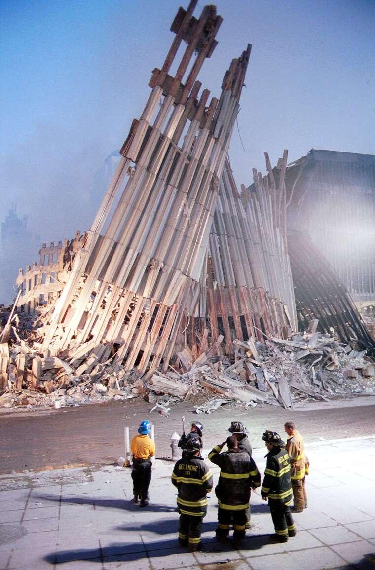 2001 年的 911 恐怖攻擊造成美國 2,977 人傷亡。(圖片:AFP)