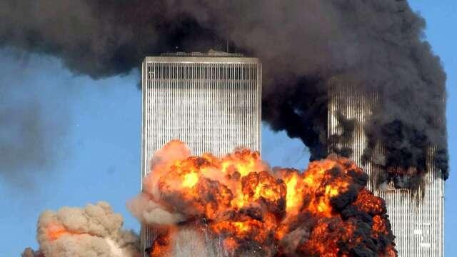 川普:新冠病毒危機 比珍珠港、911恐攻還要更嚴重。(圖片:AFP)