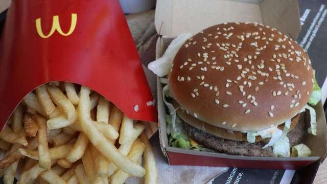 日本全國進入緊急狀態 麥當勞、UNIQLO業績兩樣情 (圖片:AFP)