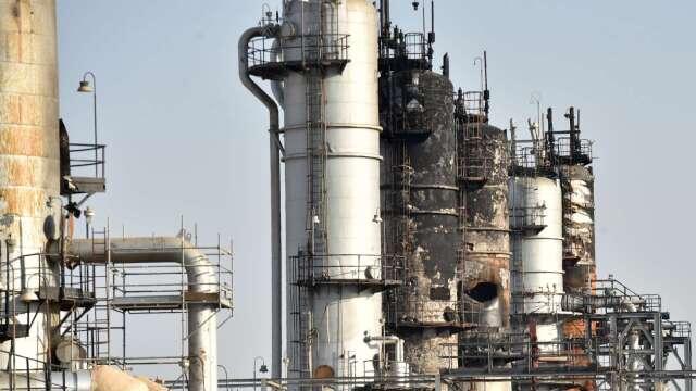 沙國宣布上調6月亞洲原油銷售價 刺激WTI盤中漲逾9% (圖:AFP)