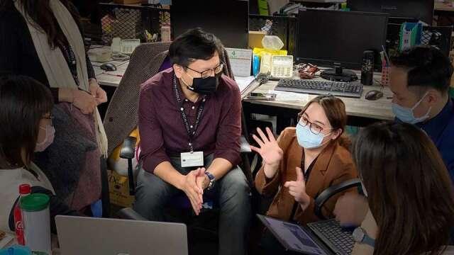 布爾喬亞公關顧問發起「企業抗疫諮詢」服務,與品牌一同迎接後疫情時代。(圖:布爾喬亞公關顧問提供)