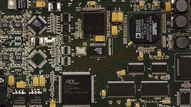解析PCB當紅產品線:5G PCB硬板   (圖片:AFP)