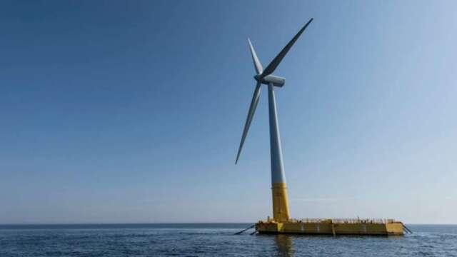 美國計畫調整風電業補貼 給予再生能源業強心針(圖:AFP)
