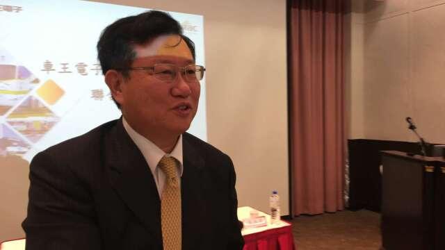 車王電董事長蔡裕慶。(圖:車王電提供)