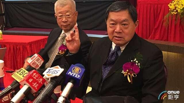 裕民董事長徐旭東(右)。(鉅亨網資料照)
