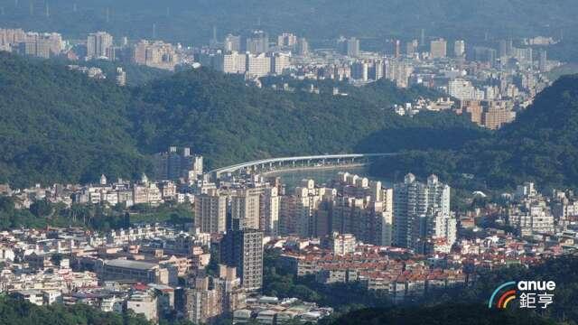 台北各區以內湖屋齡最年輕,是唯一低於30歲的區域。(鉅亨網記者張欽發攝)