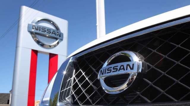 Nissan中國新車銷量現起色 出現近8月來首度增長 (圖片:AFP)