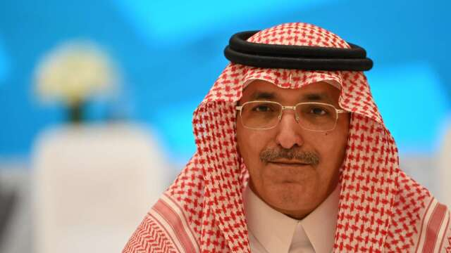 挽救國家財政危機 沙烏地撙節支出266億美元 (圖:AFP)