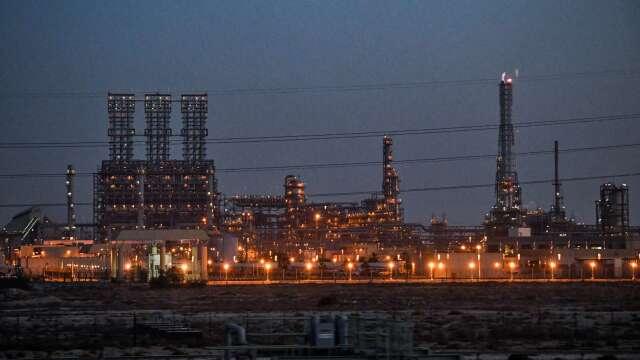沙國宣布:6月起每日再減產100萬桶原油  (圖:AFP)