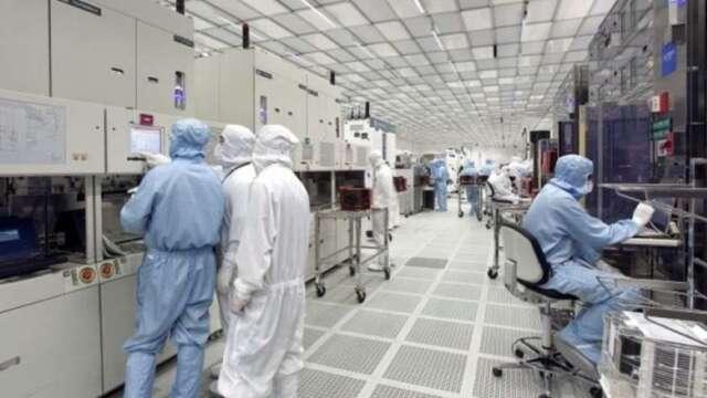 美日育吸引台積點設廠,三星電子將如何回應? (圖:AFP)