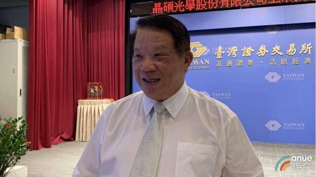 佰鴻董事長廖宗仁。(鉅亨網資料照)
