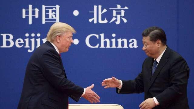 路透:新冠扯後腿 中國仍努力實現美中第一協議採購承諾。(圖片:AFP)