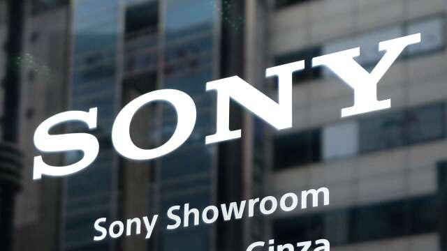 Sony上年度純益大減逾36% 受疫情影響未公布財測  (圖片:AFP)