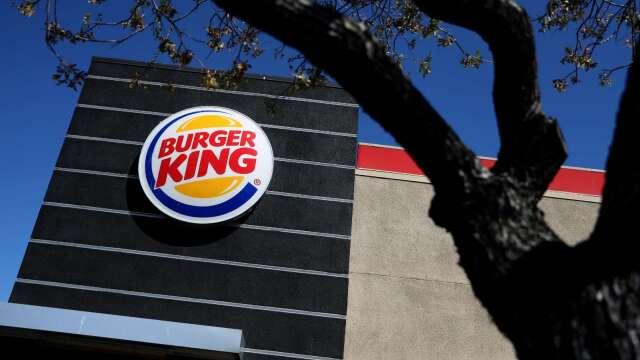 疫情衝擊 漢堡王母公司:餐飲業可能出現永久性的改變   (圖片:AFP)