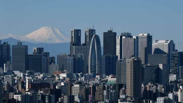 日本39縣最快14日解除緊急狀態 東京、大阪再等等  (圖片:AFP)